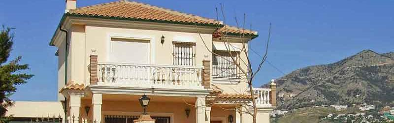 Our very nice villa with private pool in Fuengirola - in walking distance from the beach